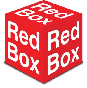 Red box logo with white background in JPEG format. Please click to open the large version then right click to download