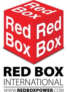 Red box logo and text with white background in JPEG format. Please click to open the large version then right click to download