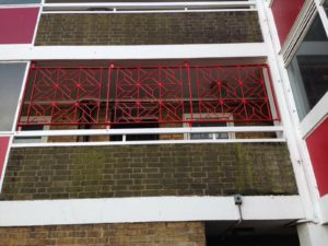 Metal Railings - Southampton