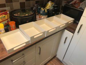 Bespoke trays