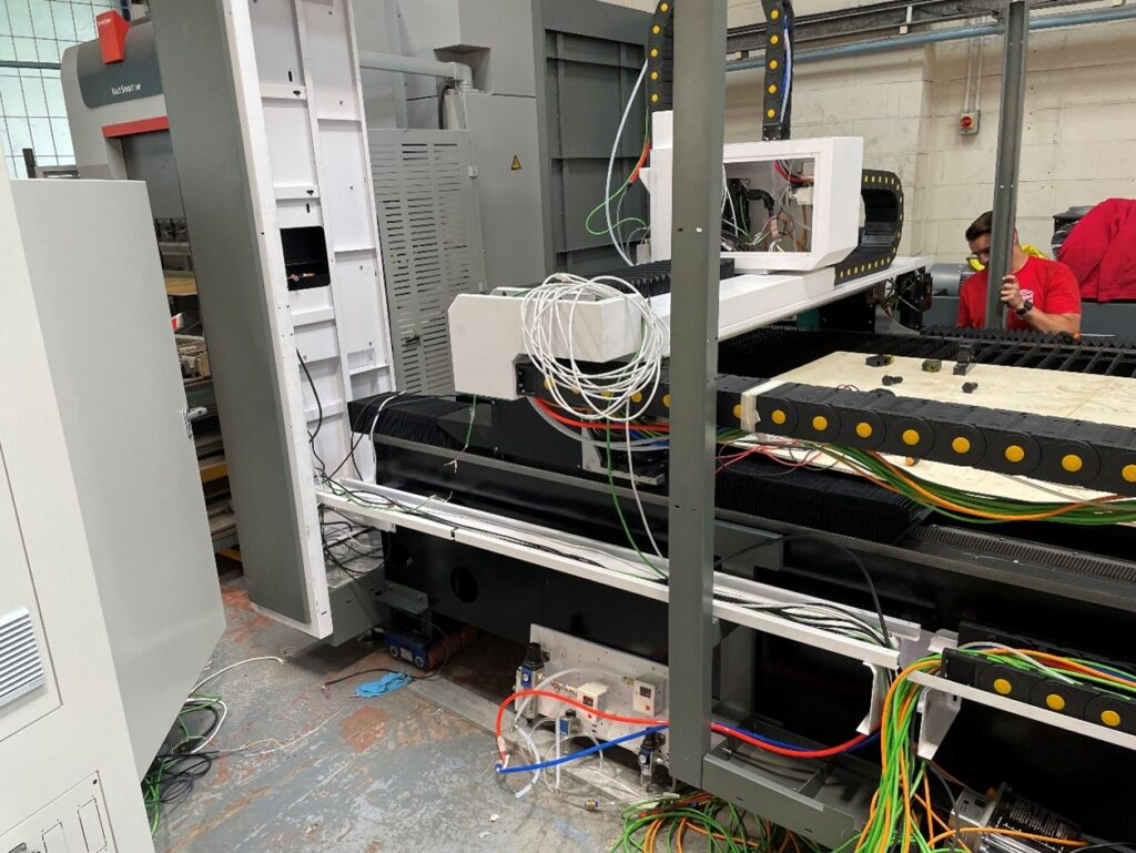 Our new CNC Laser has arrived!