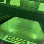 Red Box Engineering's Laser Cutter is Now Operational