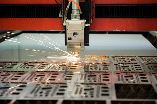 How Does Laser Cutting Work at Red Box Engineering